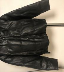 Zara kozna jakna s ispunom
