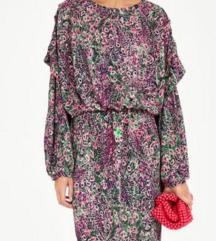 Zara sarena haljina