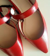 Sandale ZARA, stileto mule NOVO