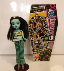 Monster High lot 5 kom