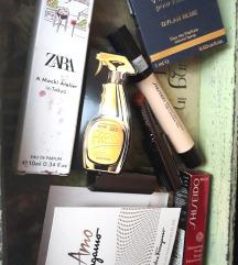 Kozmetički lot Shiseido