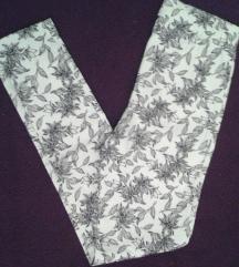 Cvjetne hlače/tajice