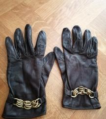 Nina Ricci kožne rukavice