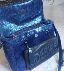 Doca plava torbica 💙
