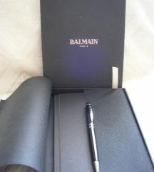 Balmain set olovka i dvije bilježnice
