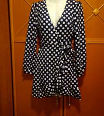 Nova haljina na preklop XS S