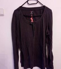 Tamnosiva majica