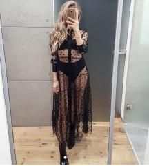 ZARA polkadot haljina
