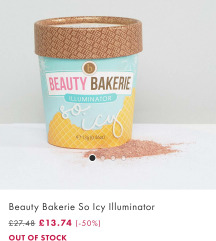 Beauty bakerie iluminator