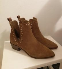 Straduvarus nove kožne cipele