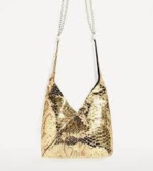 Zara nova kožna torbica