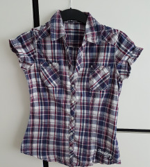 Karirana košulja M