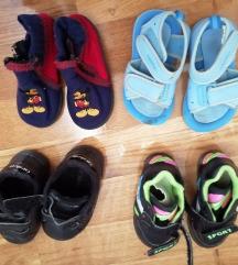 Lot obuće za dijete 21 vel