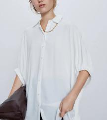 Zara oversized duga tunika Novo
