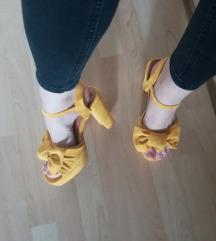 Sandale  žute