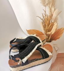 Boho sandale