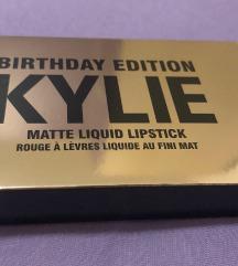 KYLIE BIRTHDAY EDITION MATTE LIQUID LIPSTICKS