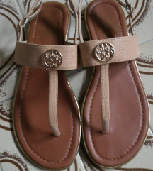 Smeđe sandale 37