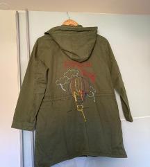 Zara jaketa za djevojčice