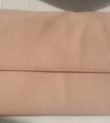 Velika roza pismo torba