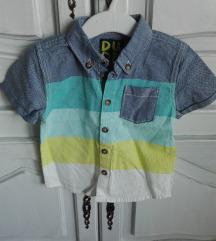 💓Novo! f&f košuljica za bebe dečke 💓