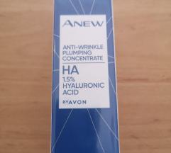 Tretman za lice s hijaluronskom kiselinom