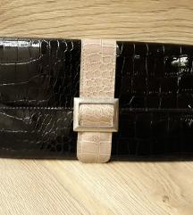 Nova crna pismo torbica
