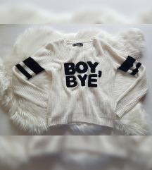 Gusto pleteni pulover
