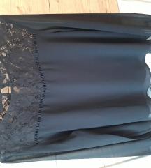 Crna nenošena bluza 😍