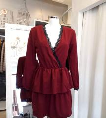Bordo haljina/tunika