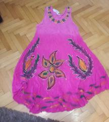 prekrasna nova haljina vel l-xl