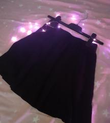 XS/34 - H&M crna suknja