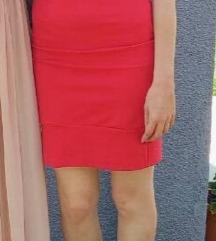 Donnel crvena haljina