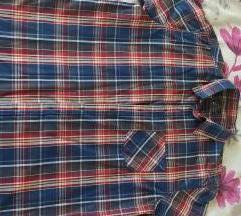 Lot muških košulja xl