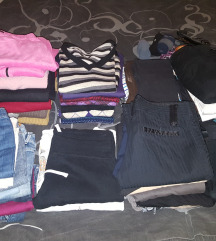 Jako veliki LOT odjeće 34 - 36