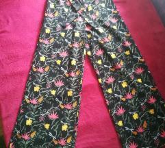 Široke hlače, vel. 152
