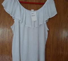 Nova bijela majica h&m s etiketom