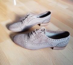 Cipele niske ženske kožne NOVE br 40