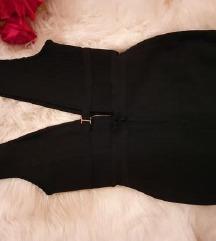 Bandage crna haljina