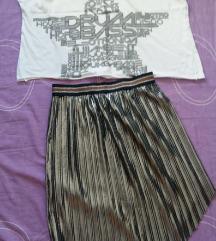 Only suknja i majica