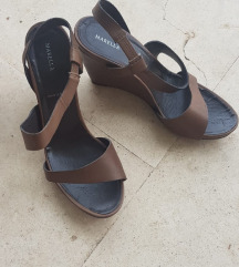 Marella sandale na punu petu