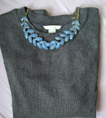 majica + ogrlica