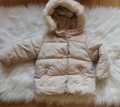 Zara baby zimska jakna 98
