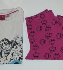 Monster High pidžama 128