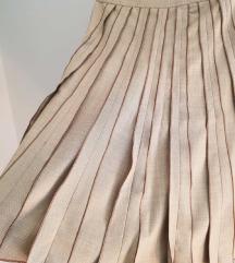 Suknja A kroja Estare Culto 100% runska vuna