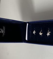 Searovski prsteni zvijezdice vel.52, novo