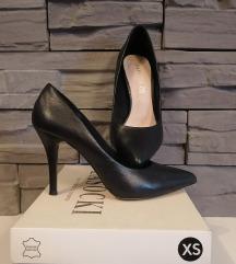 Kožne cipele salonke 35/36