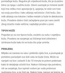 ZEO MILK MYSKIN BY DR.KALITERNA