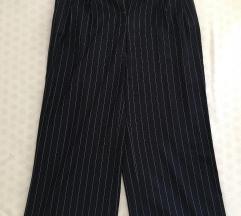Pencil široke hlače