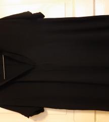 Massimo Dutti crna bluza majica S-L